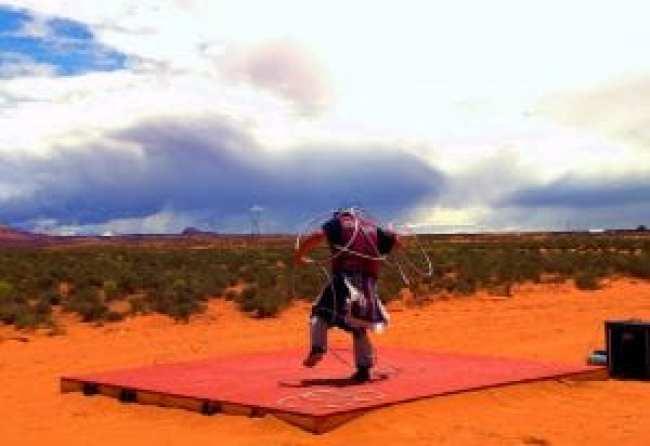 Antelope Navajo Dance