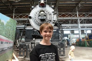 Pine Bluff Train Museum