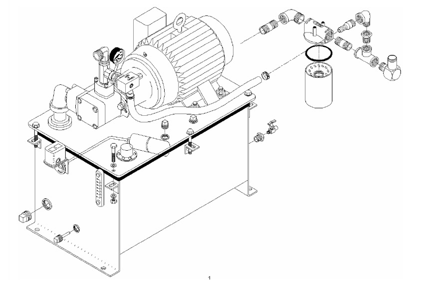 FIXED-DISPLACEMENT-HYDRAULIC-POWER-UNITS