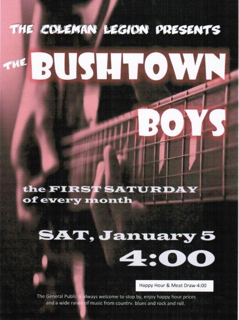 Bushtown Boys