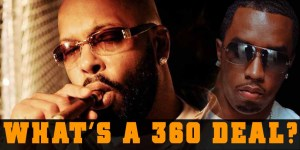 What's A 360 Deal?