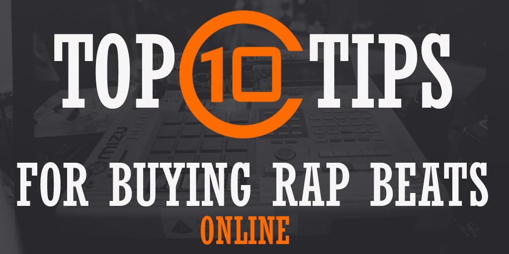 Top 10 Tips For Buying Rap Beats Online - ColeMizeStudios