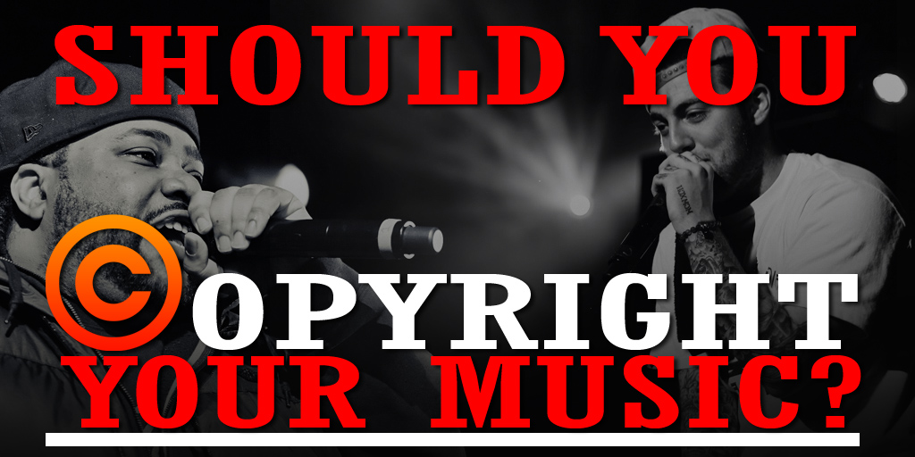 should you copyright your music?
