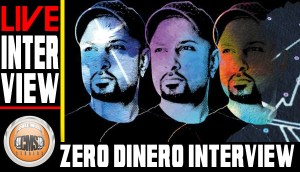 British Rapper – Zero Dinero Interview – The Time Has Come