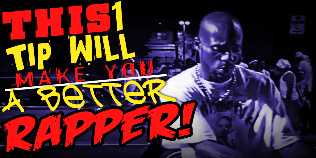 This One Tip Will Make You A Better Rapper! - ColeMizeStudios
