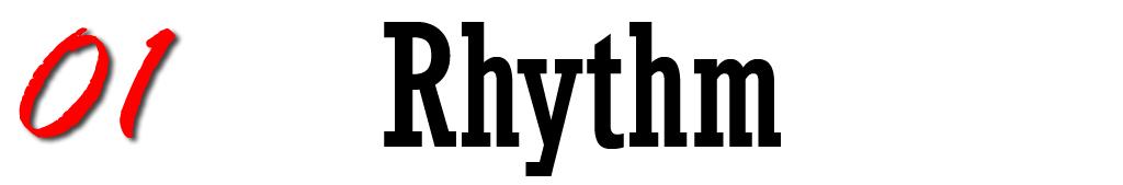 Rap Rhythm