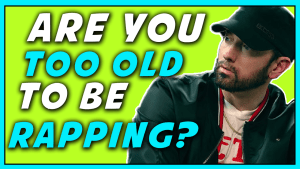 Are You Too Old To Rap?
