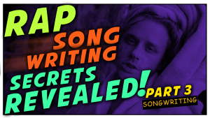 Rap Songwriting Secrets Revealed by Rapper Cal Scruby – PART 3: Songwriting