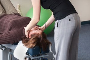 Neck Spinal Manipulation