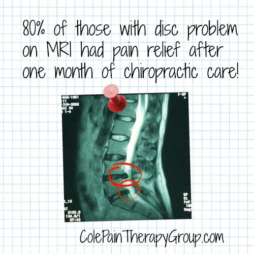 Chiropractic Care for Herniated Disc Pain