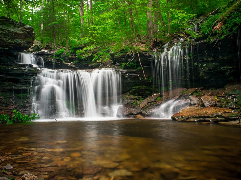 Tips For Stunning Daytime Long Exposure Waterfall Photos