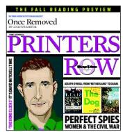 "Printers Row Journal, September 7, 2014 Edition, ""Once Removed"""