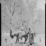 Boston Common, Before a snow storm, after a snow storm, from Boston Public Library, used under CC BY-NC-ND 2.0 / Unmodified