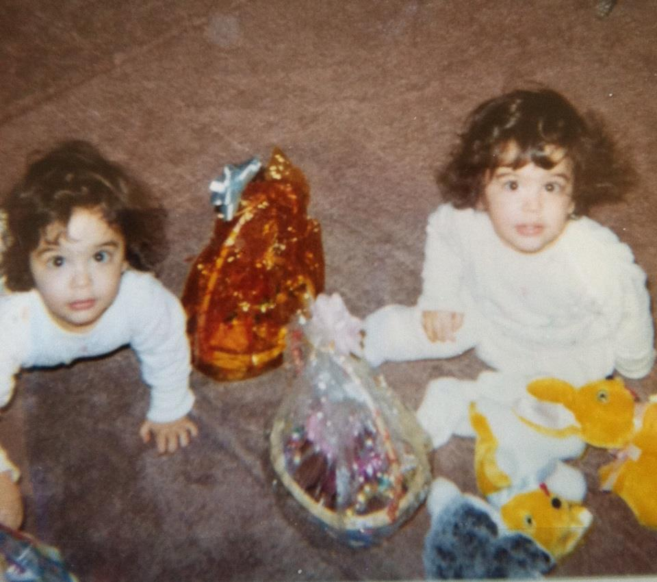Easter Twins