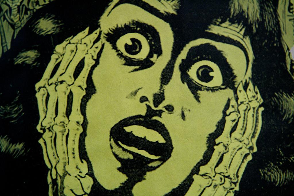 Shock Shock Horror Horror by Jeremy Brooks