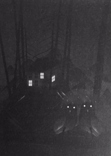Slice Haunted House