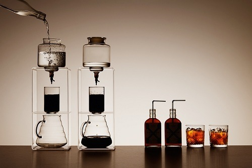 Coffee from Cold Brew Method