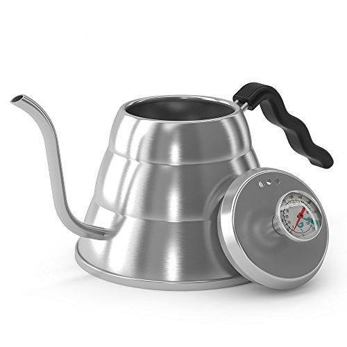 Thermometre is Handy Function of Kettle