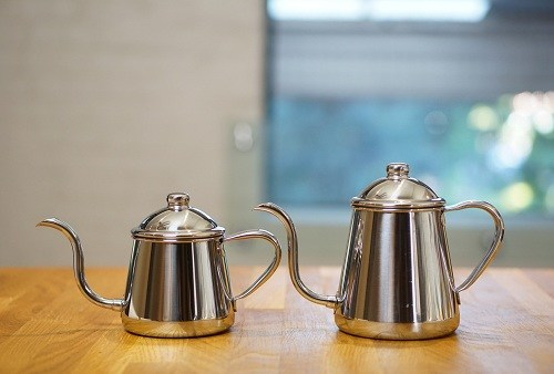 Different Sizes Kettles