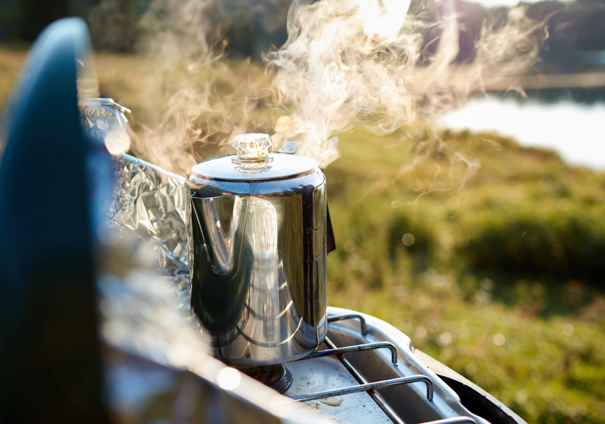 Pros and Cons of Percolator Coffee for Backpacking and Camping by Coletti Coffee