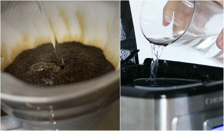 Pour over coffee vs. drip coffee debate