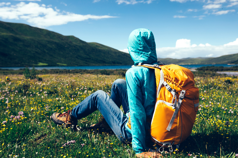 How to make coffee while backpacking