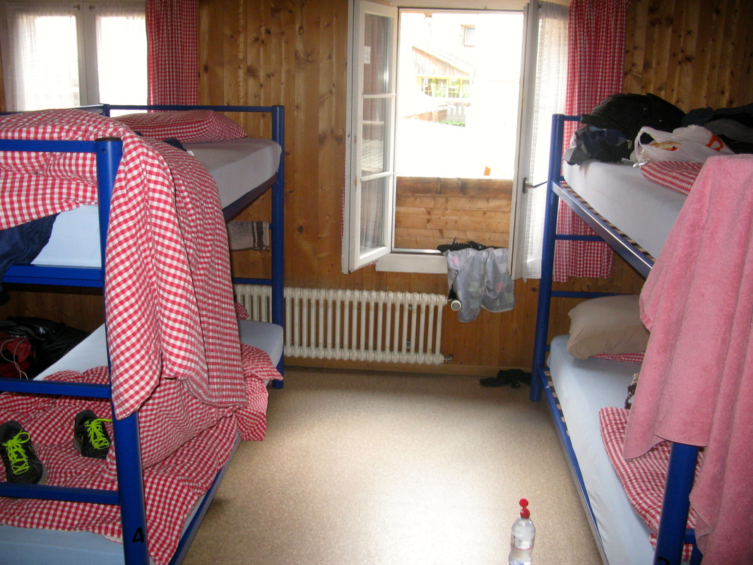 balmers hostel italy and