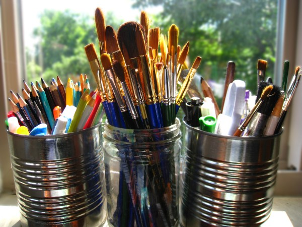 Art Supplies for Artists