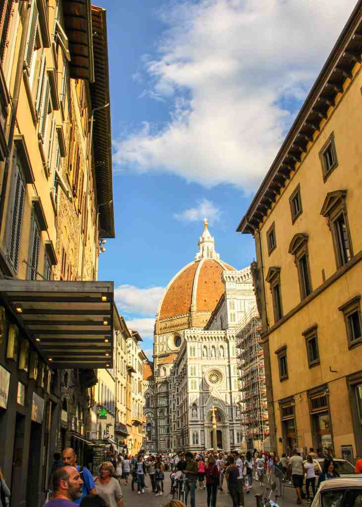 the Duomo, Florence, Italy