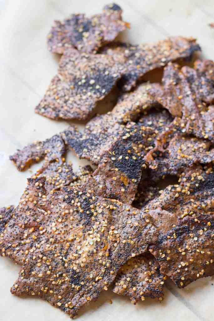 How to Make Quinoa Crackers