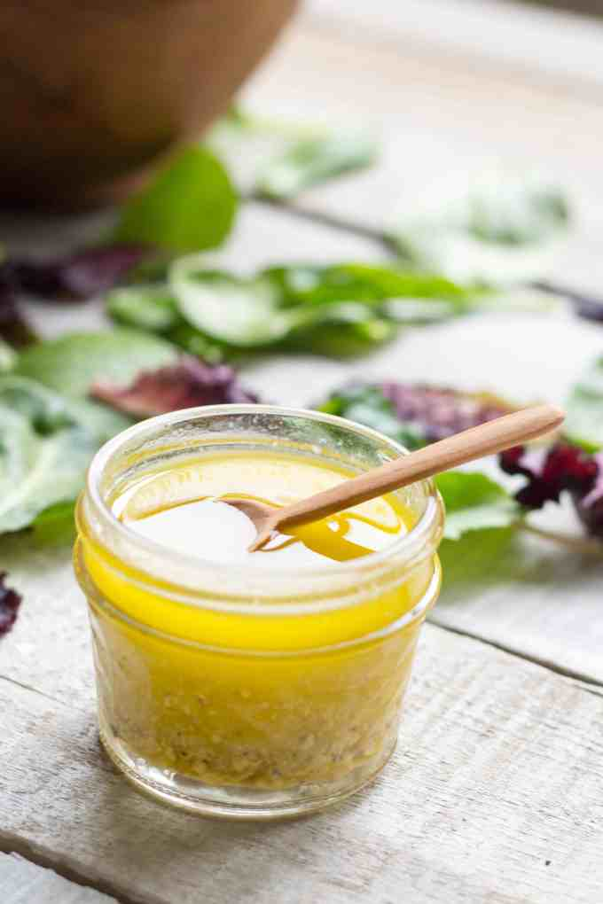 How to Make a Vinaigrette (Video!)