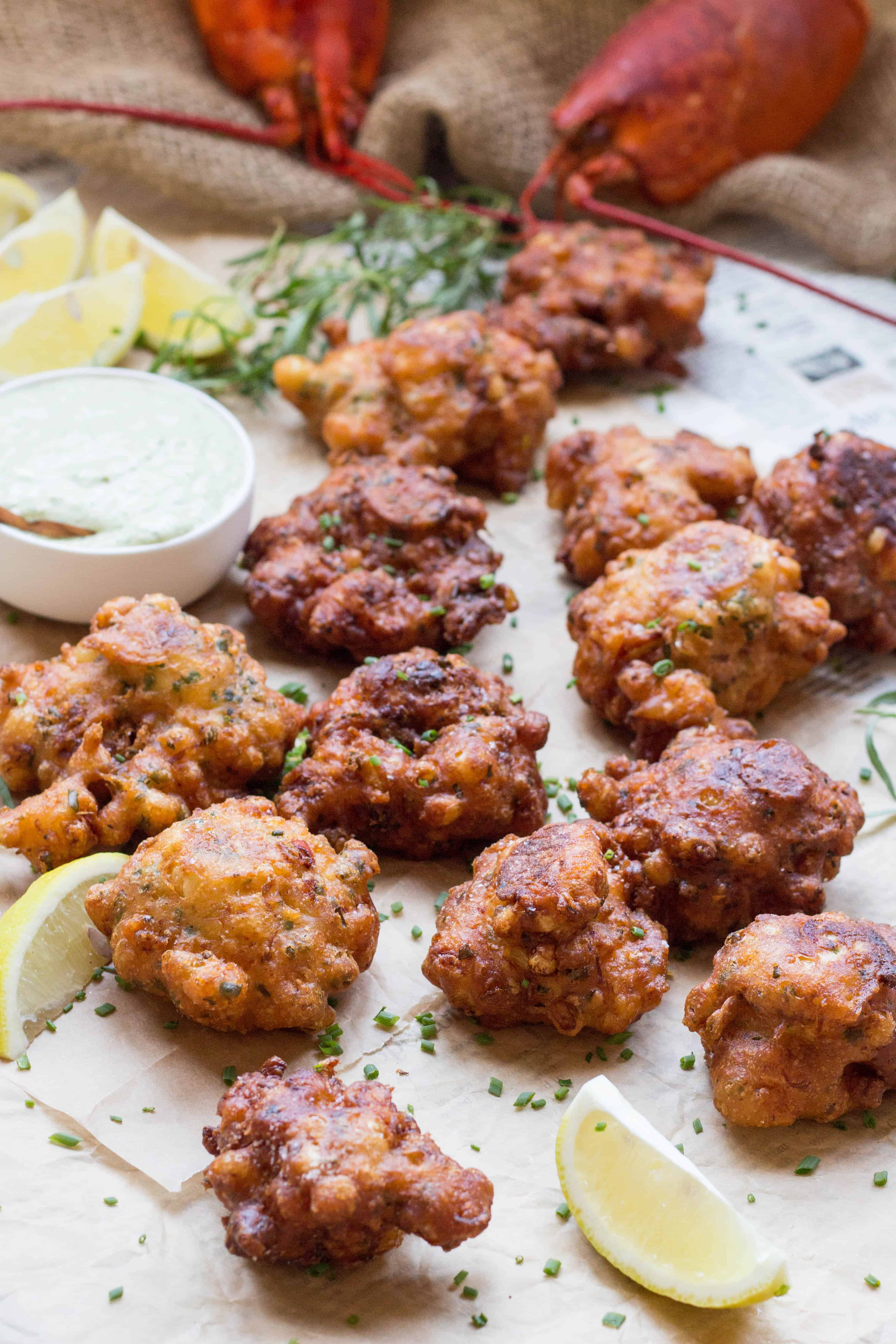 Fried Corn Fritters Food Network
