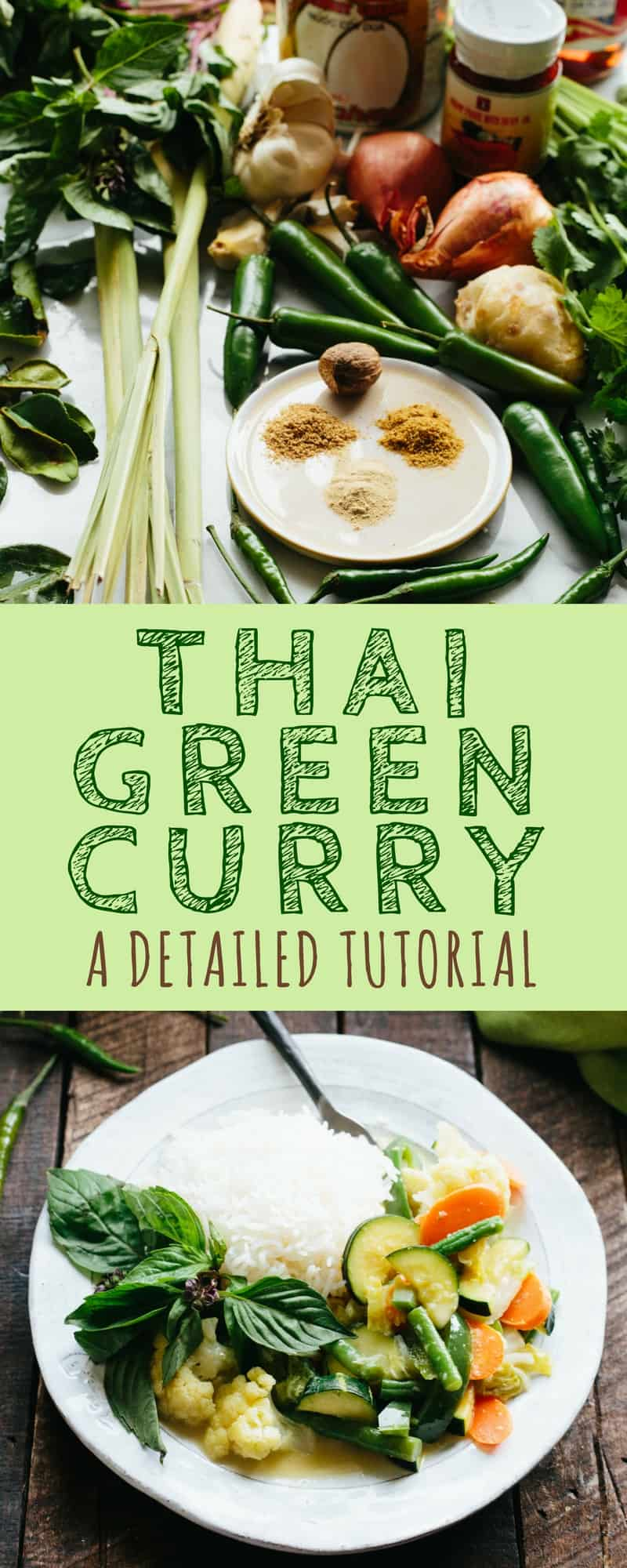 THAI GREEN CURRY | ColeyCooks.com