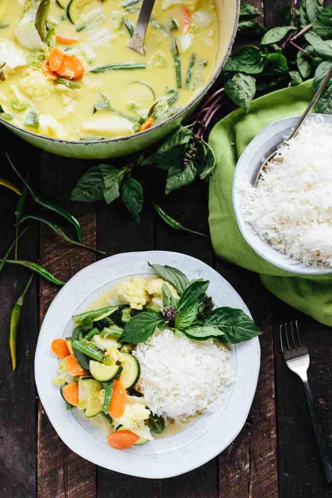 Thai Green Curry | ColeyCooks.com