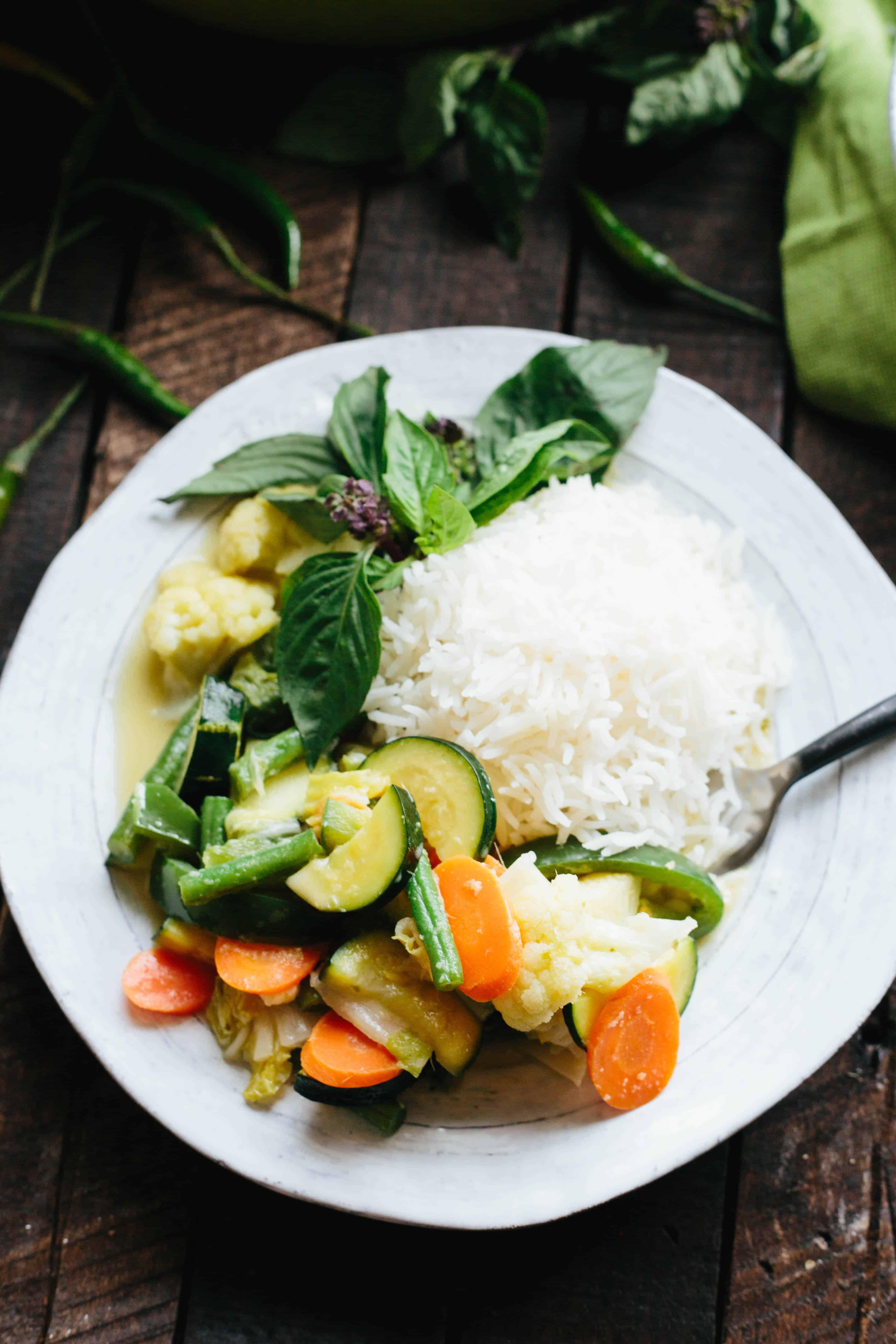Thai Green Curry   ColeyCooks.com