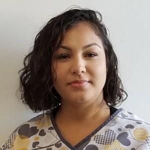 Priscilla Garcia, Assistant Clinic Manager