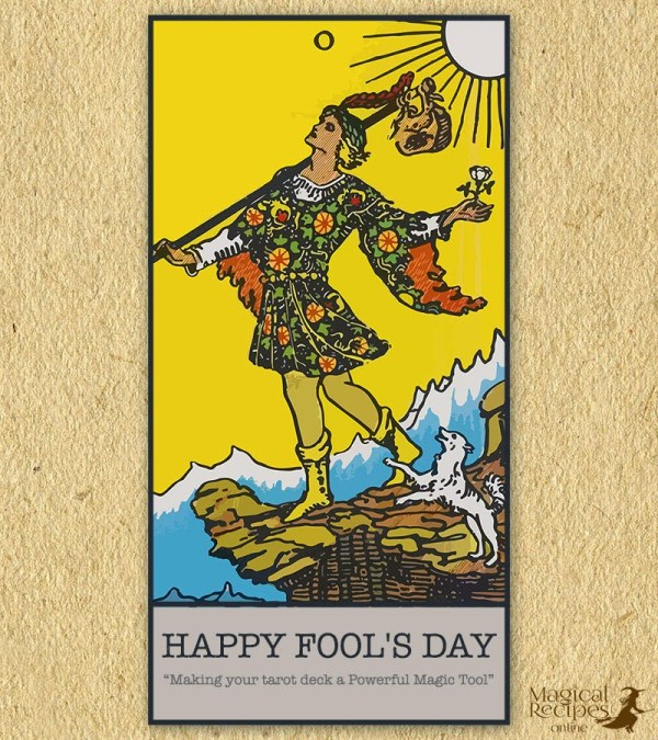 Tarot Magic and how to use a Tarot Deck in Witchcraft Major Arcana The Magical Journey of the Fool How to use the Fool in Spells & rituals