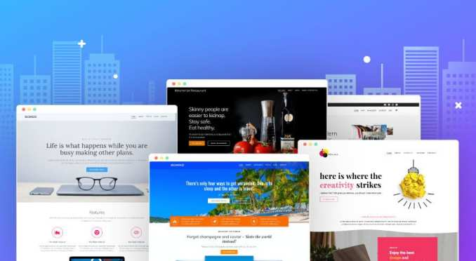 19 Website layouts that will make your users come back for more