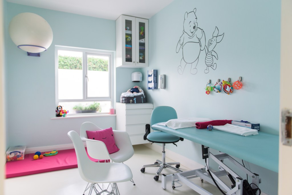 Therapy room Colic clinic