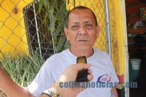 Francisco Garibay propietario de Autobaños Garibay