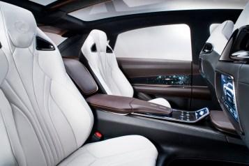 Lexus LF-1 concept Photo: James Lipman / jameslipman.com