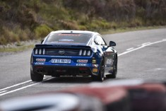 Ross Lazarus - Roush Ford Mustang