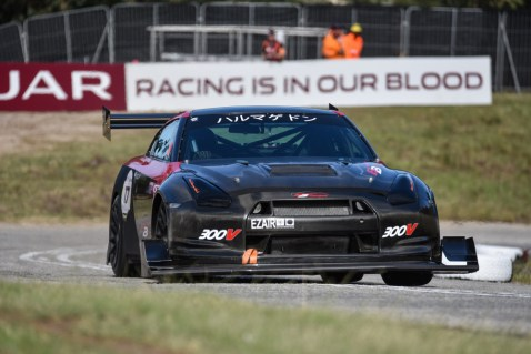 Wilhelm Baard - 2014 Nissan GT-R