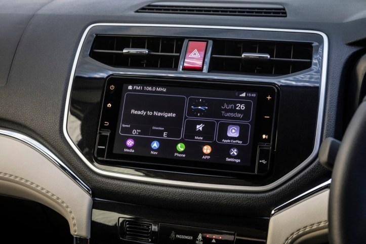 Toyota Rush Interior-22