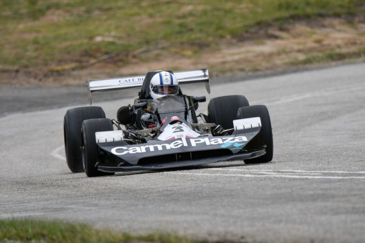 Andre Bezuidenhout - 1976 Lola Cosworth Formula Atlantic 4