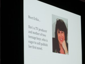 E.L James' success prompted notice to self-publishing industry