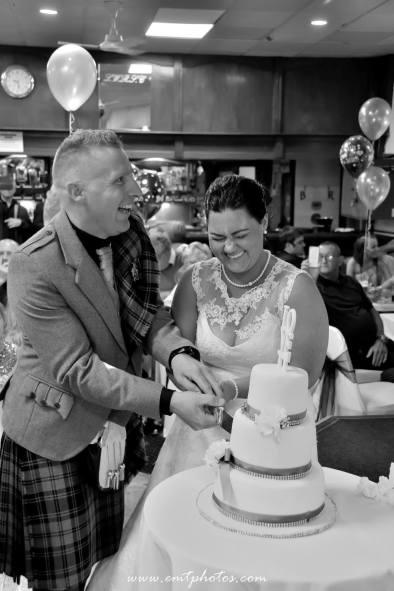 Wedding DJ Cake Cutting