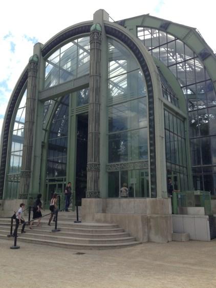 Streamlined at the Jardin des Plantes