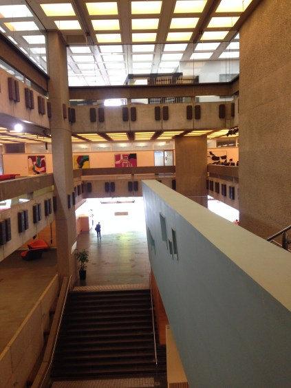 UTS Tower interior