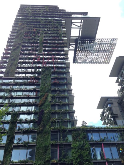 Jean Nouvel's One Central Park